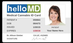 Washington DC Medical Marijuana Card