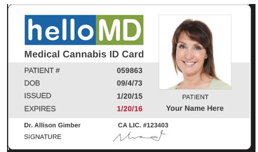 Washington DC Medical Marijuana Card – MetroXMD