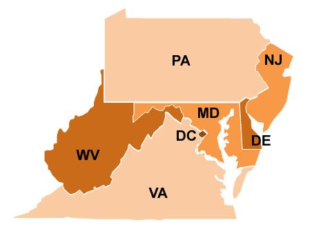 DMV Cannabis States