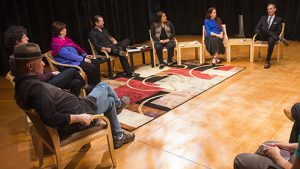 Latino State of Arts Panel